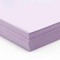 EarthChoice Bristol Cover Orchid 8-1/2x11 67lb 250/pkg