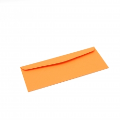 Astrobright Envelope Orbit Orange #10 24lb 500/box