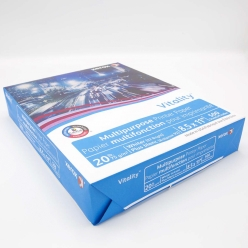 PUNCHED for 3-hole 8-1/2x11-20lb Xerox Multipurpose 500/pkg
