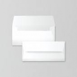 SAVOY Brilliant White Envelope #10 80lb Square Flap 50/pkg