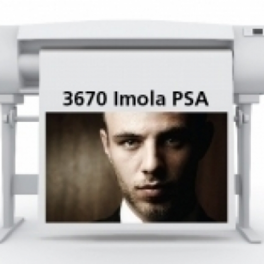 Sihl 3670 Imola Photo Paper with PSA 24in x 100ft 3in/core 1/case