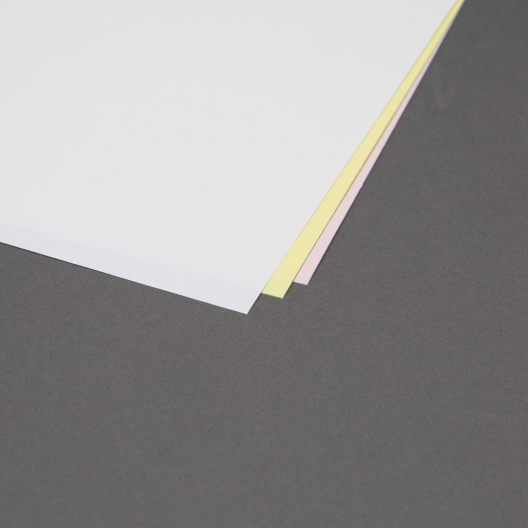 Carbonless Pre-Collated 3-Part Reverse 11x17 167forms/pkg