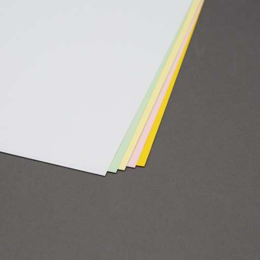 Carbonless Pre-Collated 5-Part Straight 8-1/2x11 100forms/pk