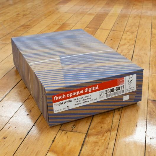 Finch Opaque Digital 18x12 80lb Cover 500/CASE