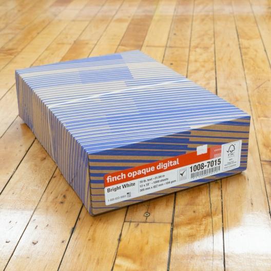 Finch Opaque Digital 12x18 70lb Text 1000/CASE