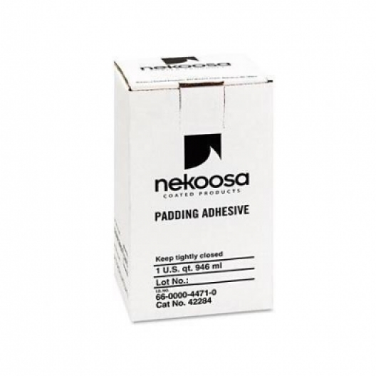 Quart Nekoosa Fan-A-Part Carbonless Adhesive