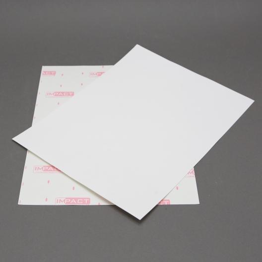 Uncoated Label Paper for Laser Printer 8-1/2x11 100/pkg
