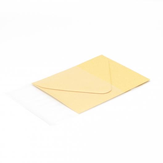 Crystal Clear Bag to fit A-2 Size Envelope 100/pkg
