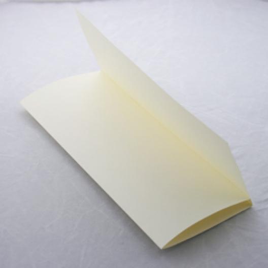 Tri-Fold Brochure 8-1/2x11 Classic Crest Baronial Ivory 100/pkg