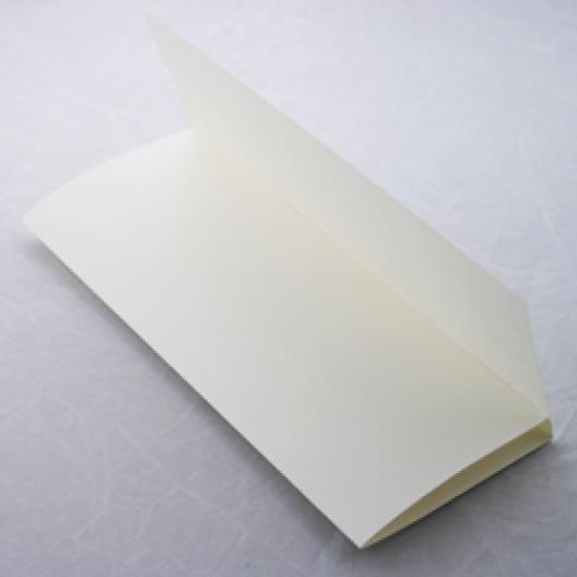 Tri-Fold Brochure 8-1/2x11 Classic Crest Nat White 100/pkg
