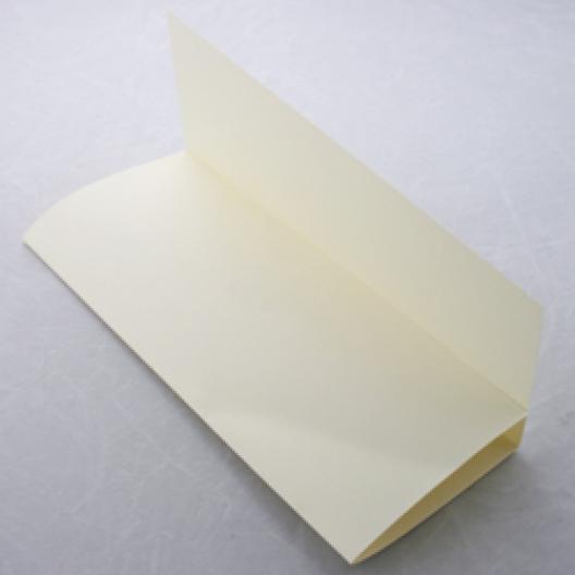 Tri-Fold Brochure 8-1/2x11 Classic Linen Baronial Ivory 100/pkg