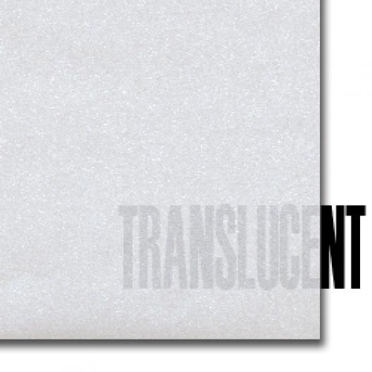 Curious Translucent Pearl 11x17 27lb/100g Text 100/pkg