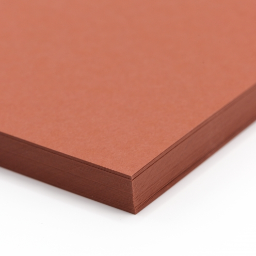 French Construction Brick Red 8-1/2x11 100lb 100/pkg