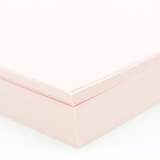 Plike Text Pink 11x17 95lb/140g 100/pkg