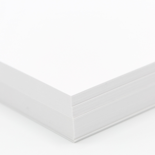 Plike Cover White 11x17 122lb/330g 100/pkg