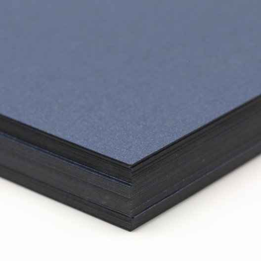 Stardream Text Lapis Lazuli 12x18 81lb/120g 100/pkg