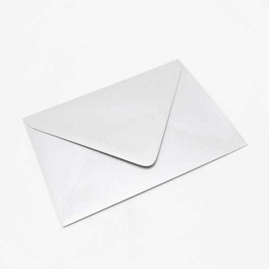 Stardream Silver A-1 Euro Flap [3-5/8x5-1/8] Envelope 50/pkg