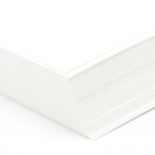 Curious Skin Ivory 8-1/2x11 100lb/270g Cover 100/pkg