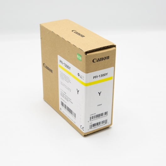 Canon Pro Graf Ink Tank Yellow 700ml