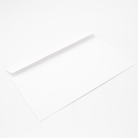 White Booklet 9x12 24lb Envelope 500/box
