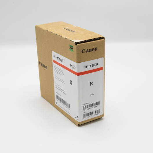 Canon Pro Graf Ink Tank Red 330ml
