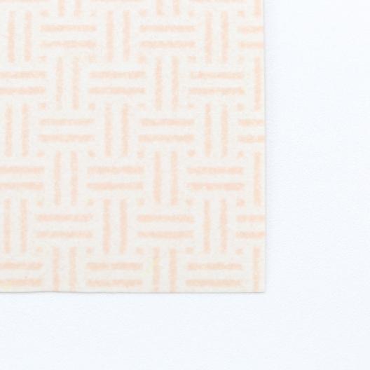 Pink 8-1/2x11-24lb Basketweave Security Paper 500/pkg