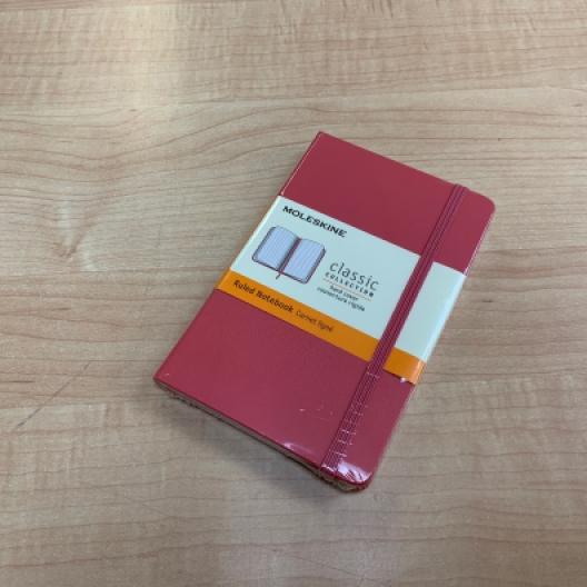 Moleskine Journal Daisy Pink (Pocket Lined - CLOSEOUT)