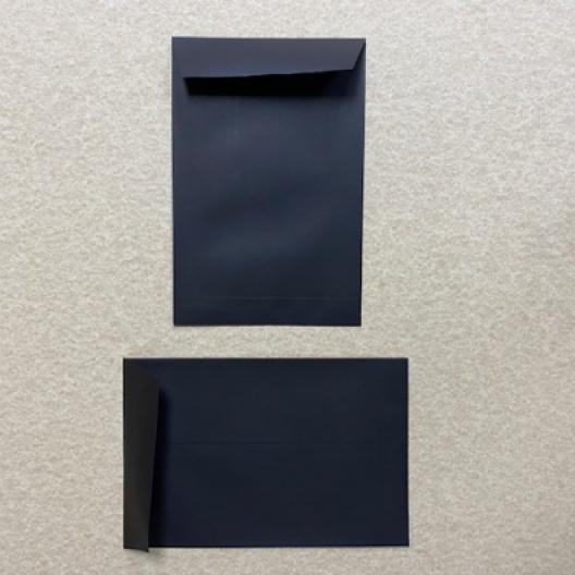 CLOSEOUTS Black Catalog Envelope 6x9 28lb 500/box