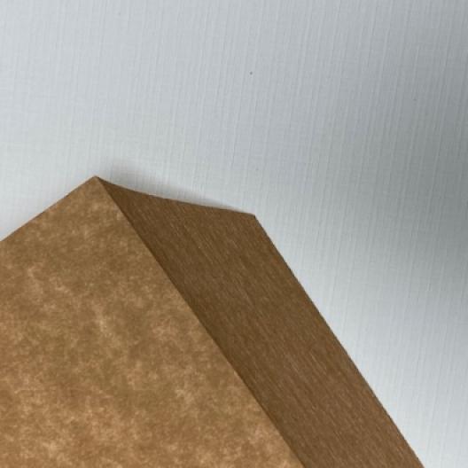 CLOSEOUTS Environment Parchment Sedona Red 80lb Text 8-1/2x14 250/pkg