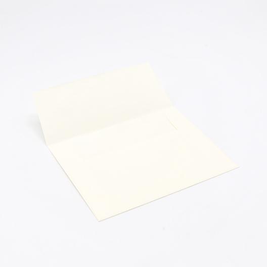 Cranes Crest Natural White Env A7[5-1/4x7-1/4] 28lb 50/pkg
