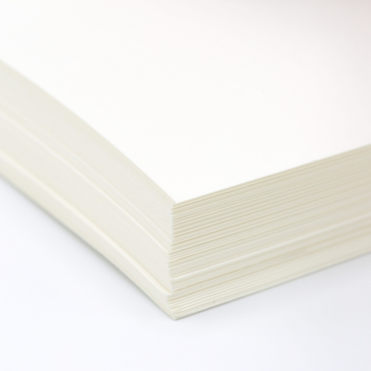 Classic Laid Cover Natural White 8-1/2x11 80lb 250/pkg