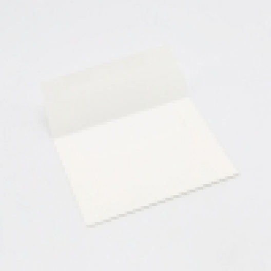 Crane's Lettra Fluorescent White A1 Envelope Square Flap 50pkg