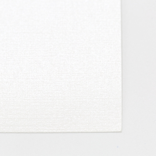 Classic Linen Cover 80lb White Pearl 8-1/2x11 250/pkg