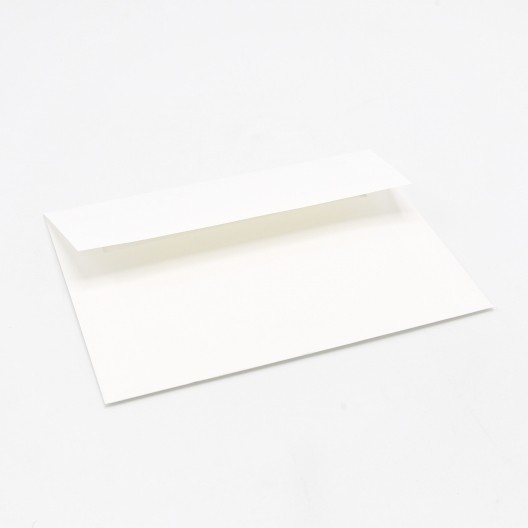 Classic Linen Envelope A6[4-3/4x6-1/2] Solar White 250/box