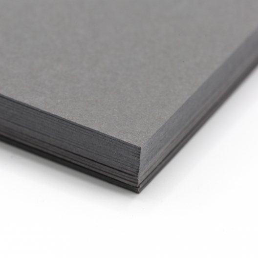 Colorplan Dark Gray 8.5x11 100lb Cover 100pk