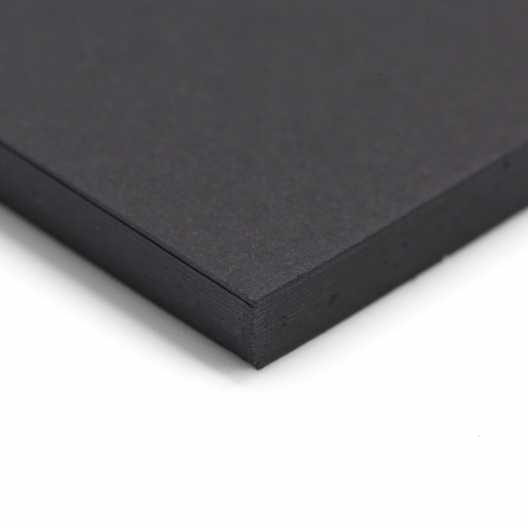 Colorplan Ebony 8.5x11 130lb cover 48pk