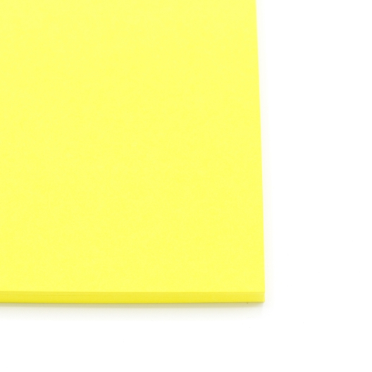Colorplan Factory Yellow 8.5x11 100lb Cover 100pk