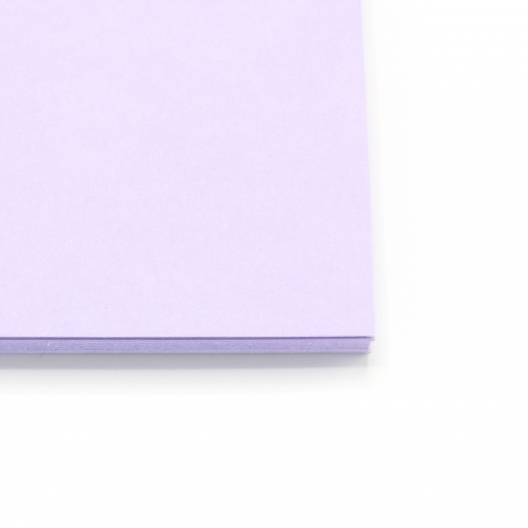 Colorplan Lavender 8.5x11 130lb cover 48pk