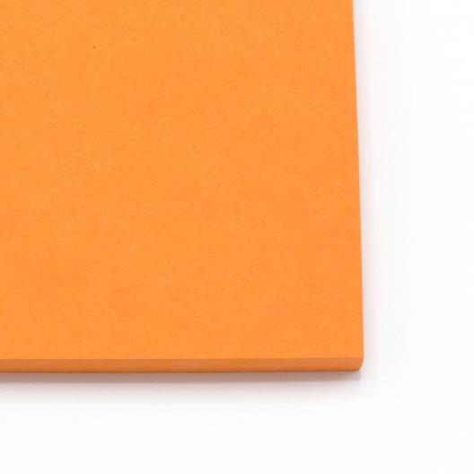 Colorplan Mandarin 8.5x11 130lb cover 48pk