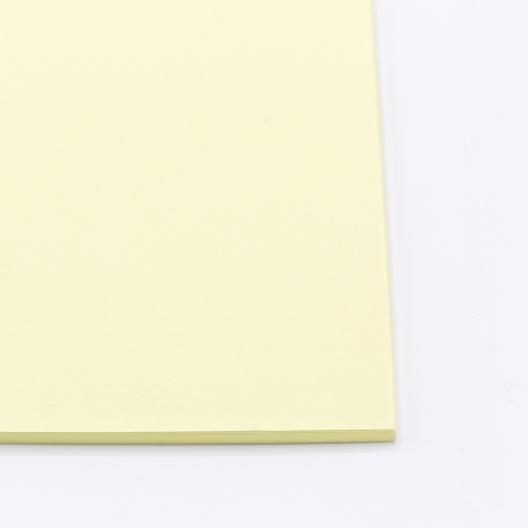 Colorplan Sorbet Yellow 19x25 130lb cover 25pk