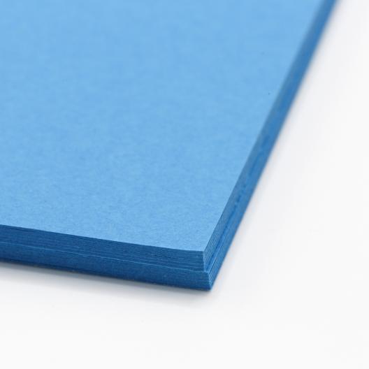 Colorplan Tabriz Blue 19x25 130lb cover 25pk