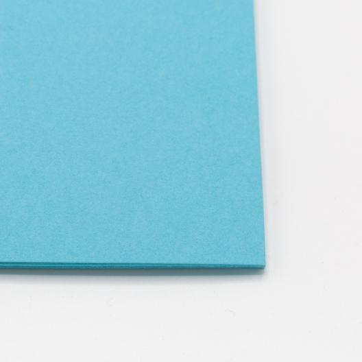 Colorplan Tabriz Blue 8.5x11 130lb cover 48pk