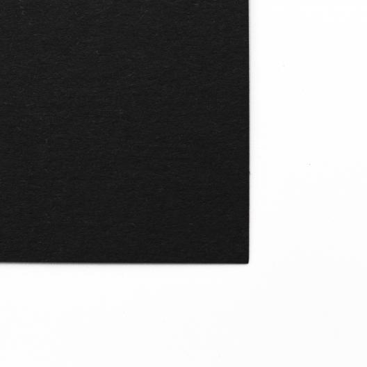 Basis Premium Cover 8-1/2x11 80lb Black 100/pkg