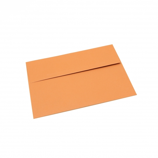 Basis Premium Envelope A6 [4-3/4x6-1/2] Dark Orange 250/pkg