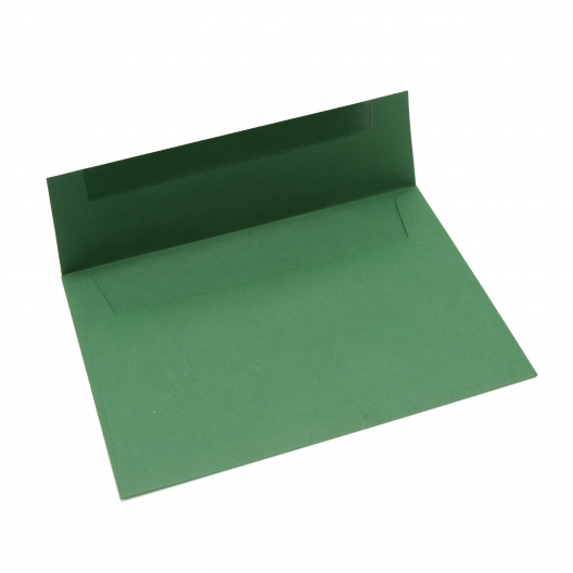 Basis Premium Envelope A6[4-3/4x6-1/2] Green 50/pkg