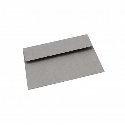 Basis Premium Envelope A7[5-1/4x7-1/4] Gray 50/pkg