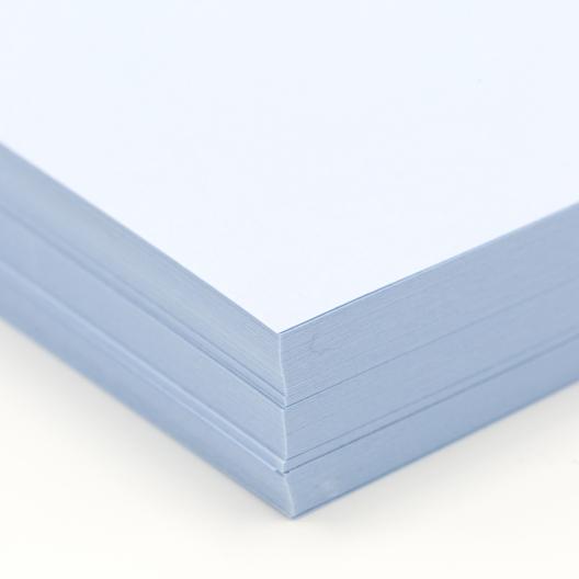 Basis Premium Text 8-1/2x11 70lb Light Blue 200/pkg
