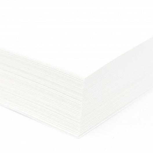 CLOSEOUTS HiTech White Cover Smooth 8-1/2x11 100lb 125/pkg
