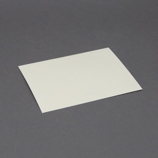 Platinum 5-1/2 Bar Cream Panel Card 4-1/4x5-1/2 250/box