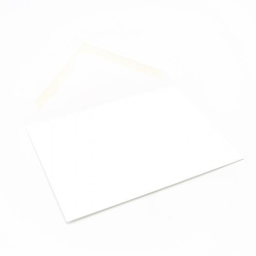 Crest Lee Baronial White Envelope [5-1/4x7-1/4] 250/box